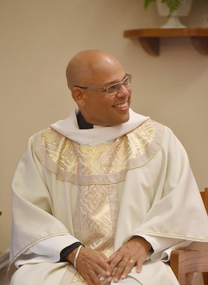 Reverend Guy Hewitt